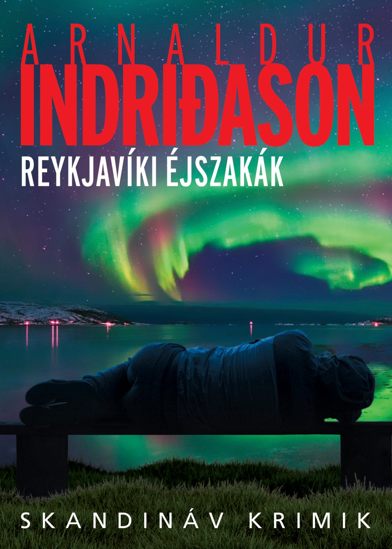 Arnaldur Indriðason: Reykjavíki éjszakák